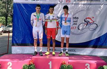 Colombia, campeón del Panamericano Juvenil de Ciclismo