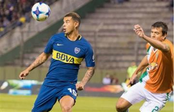 Edwin Cardona y el impresionante gol que marcó con el Boca Juniors