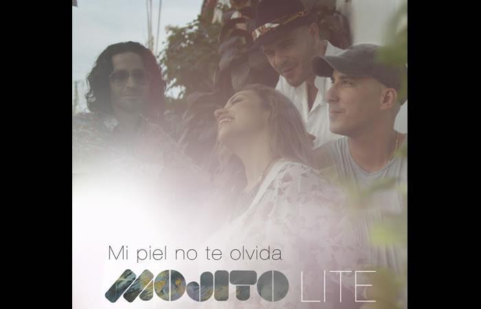 Mojito Lite presenta el sencillo 'Mi piel no te olvida'