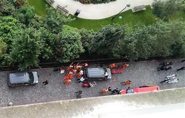 París: Detienen al sospechoso de atropellar a varios militares