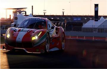 Project CARS 2 incluirá 10 modelos Ferrari