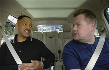 Will Smith regresó una vez más a Carpool Karaoke