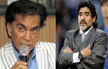 El cantante 'El Puma' arremete contra Maradona tras apoyar a Maduro