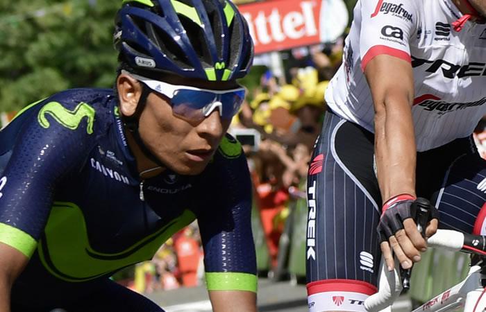 Nairo Quintana saldría del Movistar para llegar a este equipo