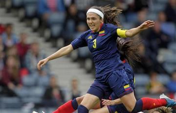Selección Colombia femenina: Natalia Gaitán sufre dura lesión