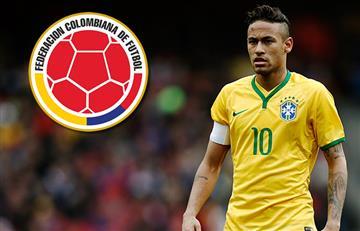 Selección Colombia: Neymar encabeza a Brasil para los juegos de eliminatoria