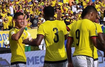Selección Colombia se mantiene entre las 10 mejores del mundo