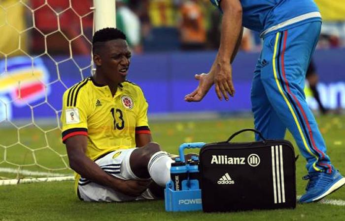 Selección Colombia: Si Yerry Mina no va a estar ¿quién debe ser su reemplazo?