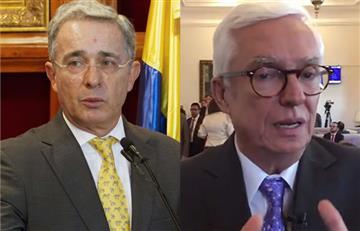 Uribe y Robledo se unen a protesta por recorte de presupuesto al deporte