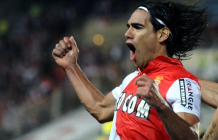Falcao García: Este fue su primer gol con el AS Mónaco