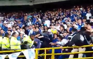 Millonarios: La insólita razón que desató la pelea en la barra 'Blue Rain'