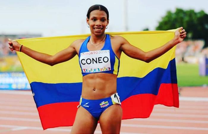 Muriel Coneo logra récord nacional en el Mundial de Atletismo