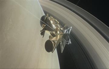 NASA: Sonda Cassini dará sus últimas vueltas sobre Saturno