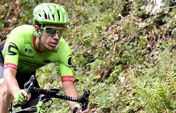 Rigoberto Urán el mejor colombiano en la primera etapa del Colorado Classic
