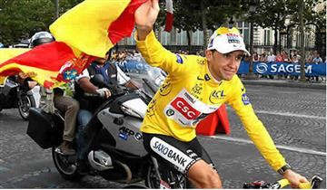 """Carlos Sastre: Embajador del """"L'Etape Colombia by Le Tour de France"""", en Medellín."""