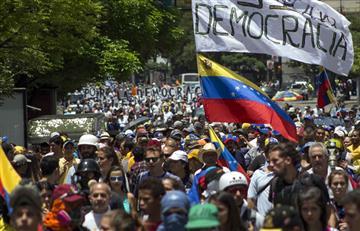 Mercosur le exige a Venezuela que restablezca la democracia
