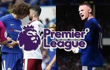 Premier League: Chelsea cayó y Rooney vuelve al gol con el Everton