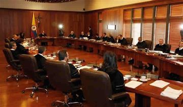 Tribunal de Paz: Listado oficial de magistrados aspirantes.