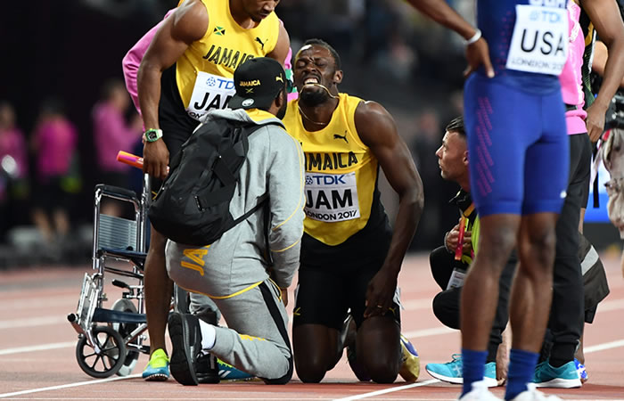 Usain Bolt. Foto: AFP