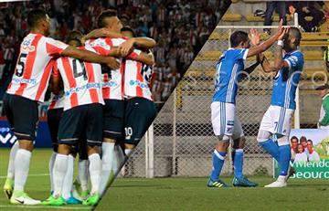 Liga Águila: Junior imparable y Millonarios regresó a la victoria