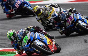 Moto GP: El enfado de Dovizioso con Márquez