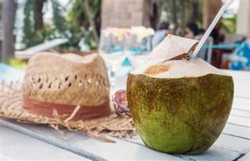 San Andrés prohíbe el uso del coco para servir bebidas