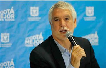 Alcalde de Bogotá: Pide nuevo cupo de endeudamiento