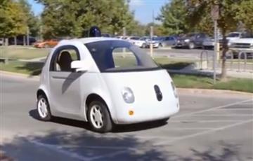 Google: ¿Autos suaves para proteger a los peatones?