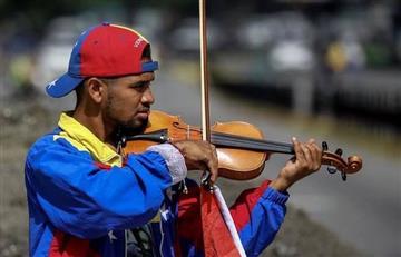 Venezuela: El apoyo de Jorge Ramos al detenido violinista Wuilly Arteaga