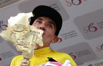 Vuelta a Colombia: Aristóbulo Cala un campeón diferente