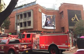 Caso Andino: Revelan imágenes del momento de la explosión