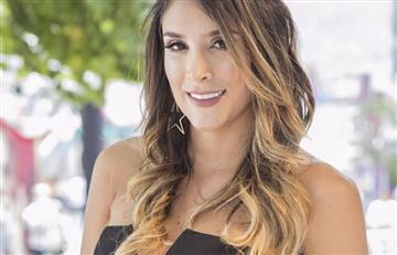 Daniela Ospina lanza su línea de ropa deportiva