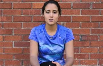 Falcao García la inspiración de la tenista Michelle García