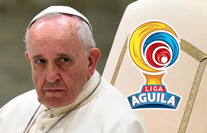 Liga Águila: La fecha 11 tendrá cambios por la visita del Papa Francisco