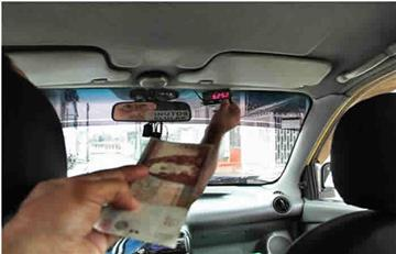 Por vía legal buscan tumbar decreto a la modernización del servicio de taxi