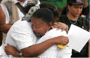 Santos: Es un reto monumental la reparación de víctimas