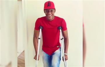 Yerry Mina fue operado y este fue el mensaje que le envió a toda Colombia