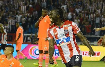 Yimmi Chará confiensa de qué equipo colombiano es hincha