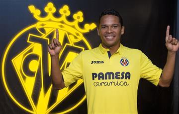 Carlos Bacca: Villarreal oficializa el fichaje del colombiano