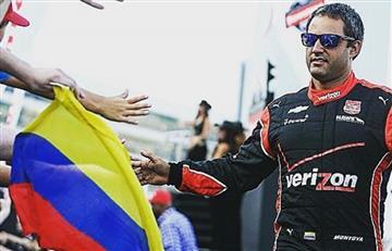 Juan Pablo Montoya confirmado para el campeonato IMSA 2018