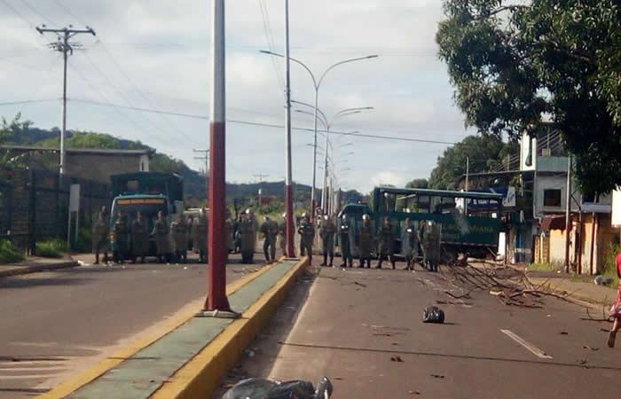 Masacre en cárcel venezolana deja varios muertos
