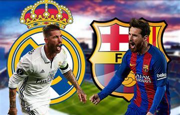 Real Madrid vs. Barcelona: ¿A qué hora se juega el partido y dónde verlo?