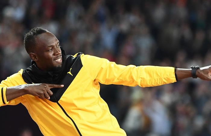 ¿Usain Bolt debutará en el mundo del fútbol profesional?