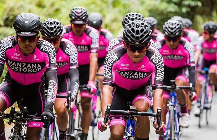 Vuelta a España: Manzana Postobón Team revela nómina y objetivo