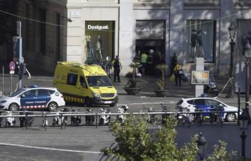 Atentado en Barcelona: Así reaccionó el mundo