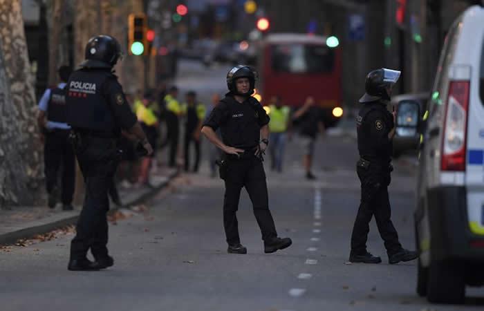 Atentado en Barcelona: El Estado Islámico confirma su responsabilidad