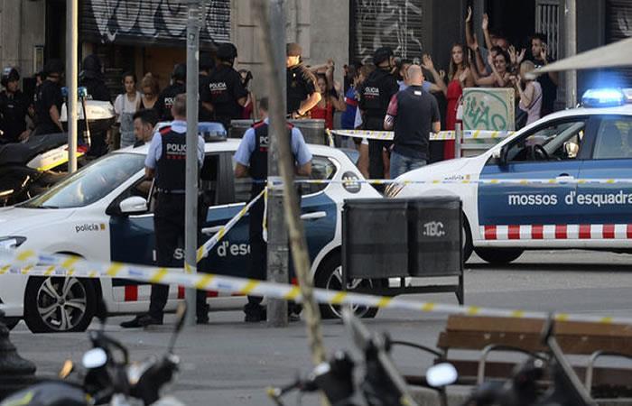 Atentado en Barcelona: Estos famosos se solidarizan en redes sociales