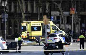 Atentado en Barcelona: Se confirman personas fallecidas