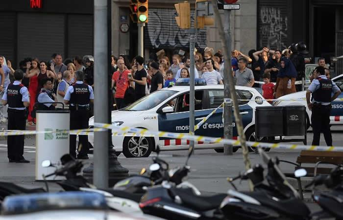 Atentado en Barcelona: Detienen a un segundo sospechoso