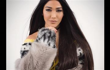 Farina asombra en redes sociales por su gran cambio de look